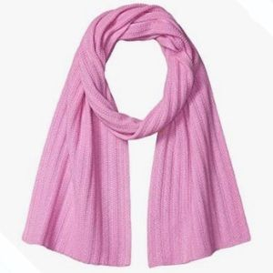 🤩 LAST 1 NEW J. Crew Ribbed 100% Cashmere Scarf